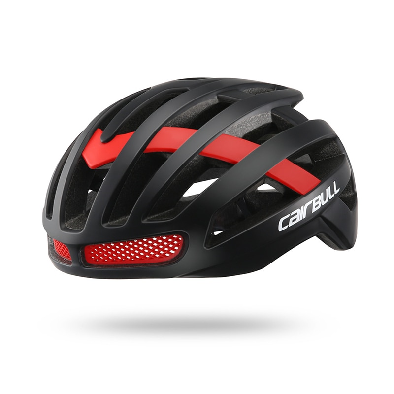 CAIRBULL Integrally-molded Cycling Helmet Ultralight 220G MTB Road Bike Helmet Breathable 26 Air Vents Safety Bicycle Racing Hat