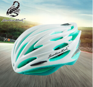 Ultralight Bicycle Bike Helmet Cycling MTB Mountain Road Bike Women Men Integrally-molded Visor EPS+PC 25 Air Vents Ciclismo
