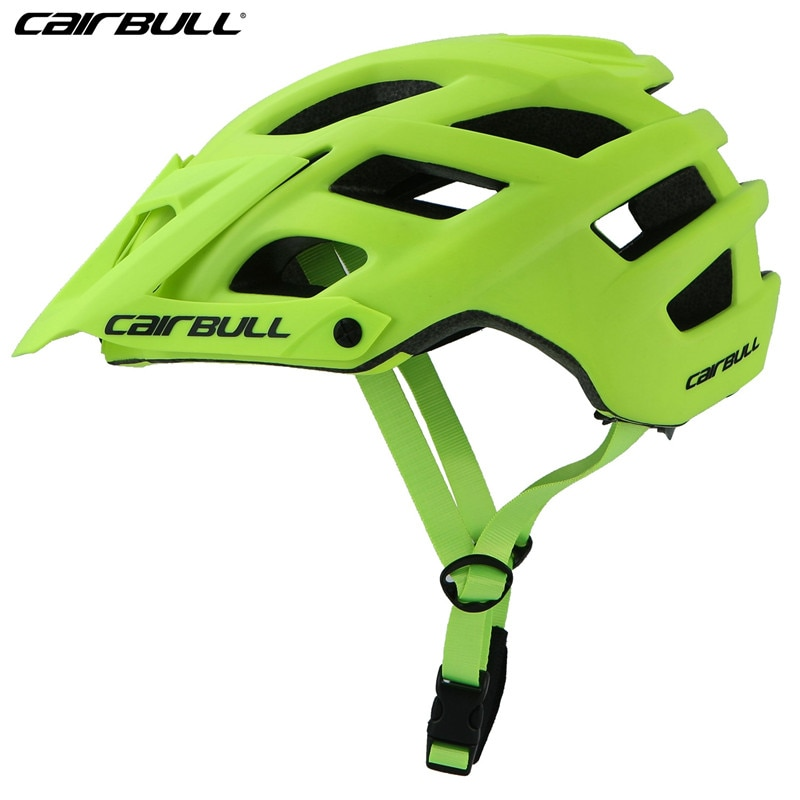 CAIRBULL Ultralight Integrally-Molded Cycling Helmet MTB Road Bike Casco Ciclismo Safe Cap Outdoor Racing Bicycle Helmet 55-61cm