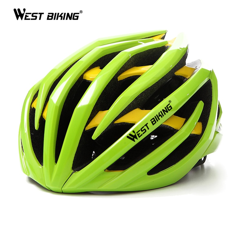 WEST BIKING MTB BMX Bike Cycling Helmets Unisex Ultralight Bicycle Helmet Casco Ciclismo Cascos Bicicleta Carretera Bike Helmet